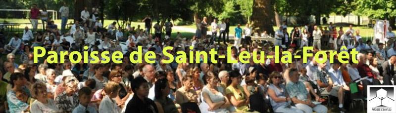 Paroisse de Saint Leu-la-Forêt