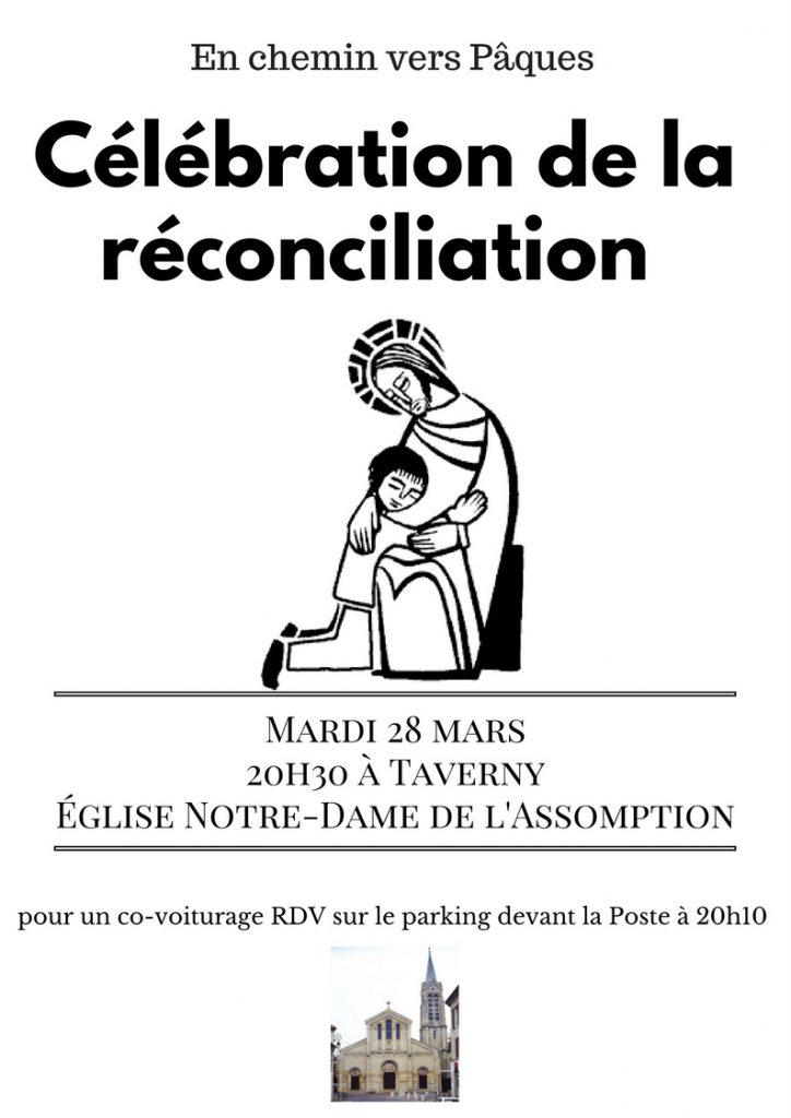 Célébration réconciliation